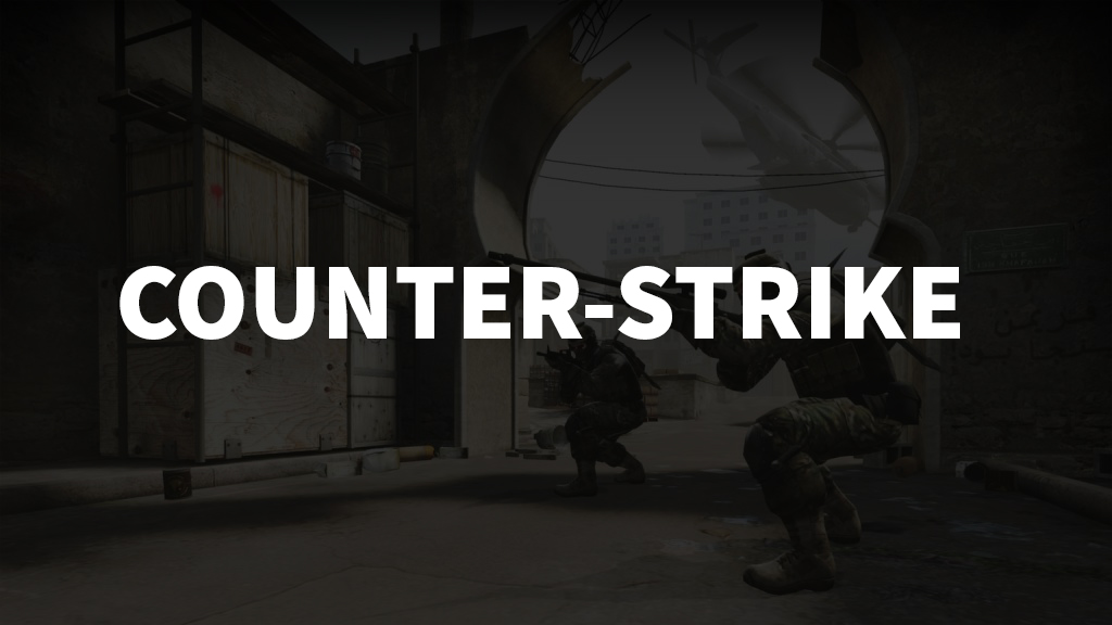 Find spillere til Counter Strike GO